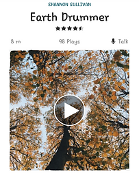 This is a poem about the rhythm of Mother Earth.