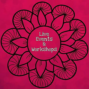 I lead workshops and live events on Insight Timer as a meditation teacher.