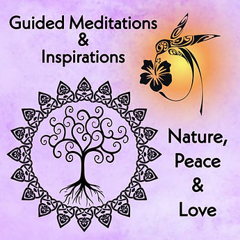 Guided Meditations and Inspirations of Nature Love and Peace Audio Album by Shannon Sullivan Spiritual Director