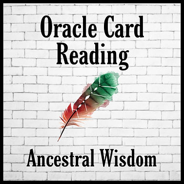 Oracle Card Reading for Ancestor Messages