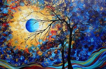 abstract-art-landscape-metallic-gold-tex