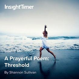 Threshold Poem by Shannon Sullivan