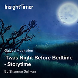 'Twas the Night Before Bedtime Story by Shannon Sullivan