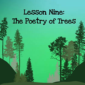 The wisdom of trees audio course. Lesson nine the poetry of trees.