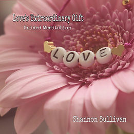 Guided Meditation Love's Gift by Shannon Sullivan Digital Audio Download