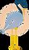Blue Heron Creates logo