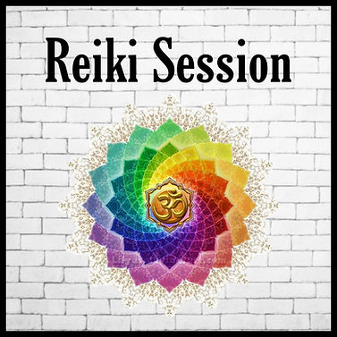 I do long distance Reiki sessions with individuals who need support.