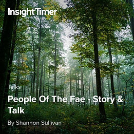 People of the Fae by Shannon Sullivan Faerie Wisdom