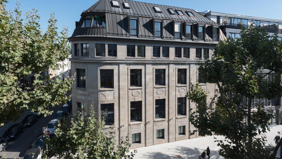 Büro Büchsenstrasse 28
