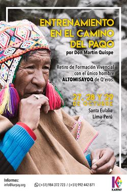 Paqo Ñan 2017