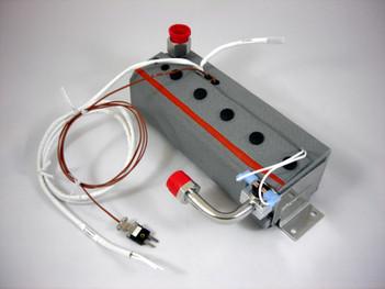 Block Manifold Heater