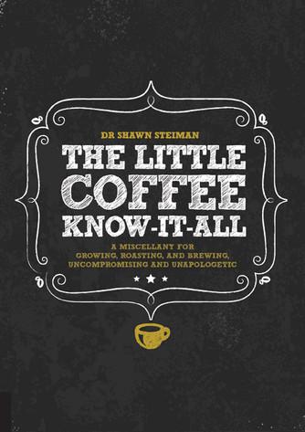 GearHaiku #293 The Little Coffee Know-It-All
