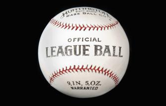 GearHaiku #235 League Ball 1900s
