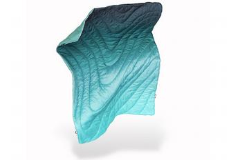 GearHaiku #351 The Rumpl Faded Puffy Blanket