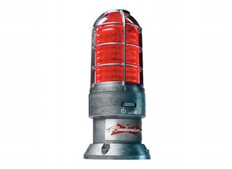 GearHaiku #276 Budweiser Red Light