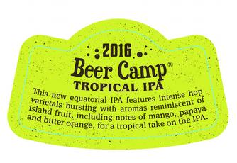 GearHaiku #294 Beer Camp Tropical IPA