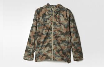 GearHaiku #300 Wandertag Camo Jacket by adidas