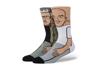 GearHaiku #347 Stretch & Bobbito Socks by Stance