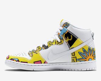 GearHaiku #212 Nike SB Dunk High Premium DLS