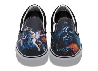 Gear Haiku #115 Star Wars Slip-On by Vans