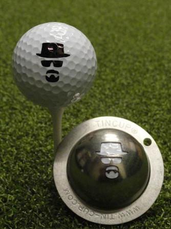 Gear Haiku #50 Tin Cup Ball Markers
