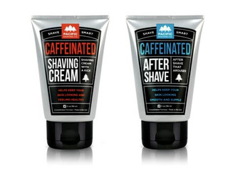 GearHaiku #180 Caffeinated Shave Set by Pacific Shaving Company
