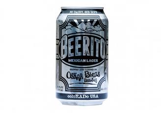 GearHaiku #298 Oskar Blues Beerito Mexican Lager