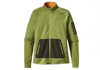 GearHaiku #303 Patagonia Thermal Speedwork Jacket with Polygiene