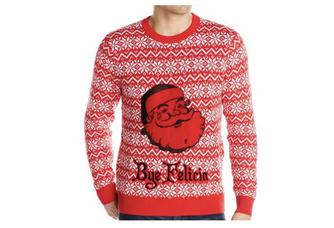 GearHaiku #273 Bye Felicia Santa Sweater