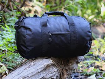 GearHaiku #256 Bomber Barrel Duffle Bag