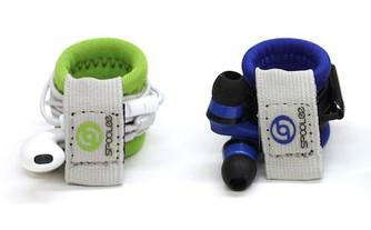 GearHaiku #183 Spoolee Earbud Cord Manager