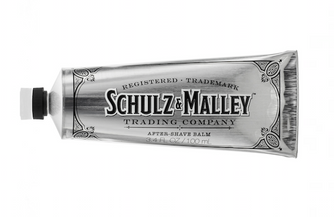 GearHaiku #317 After-Shave Balm by Schulz & Malley Trading Company