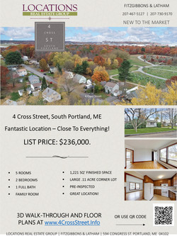 SOLD  -  LISTING PRICE: 236,000.