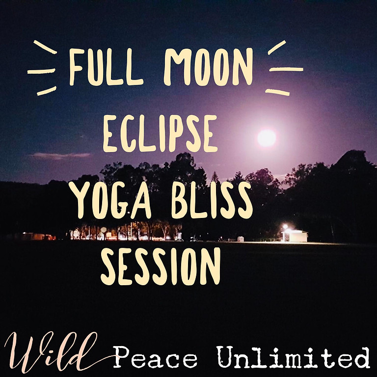 Outdoor Eclipse Yoga Session