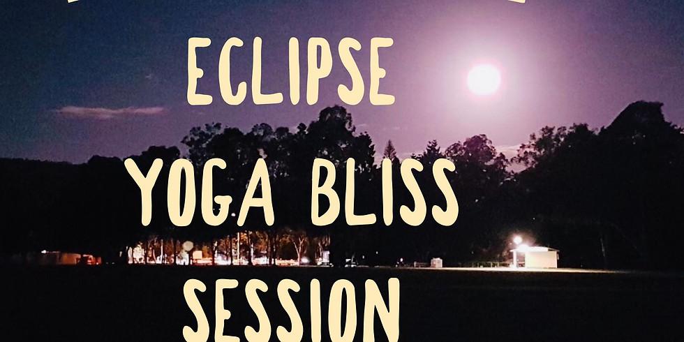 Eclipse Yoga Session