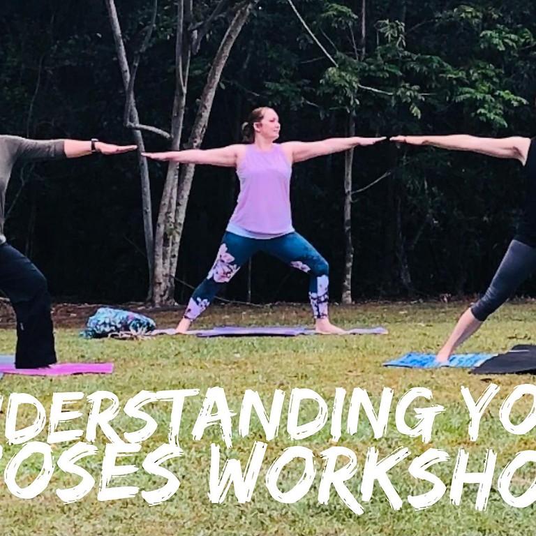 Understanding Yoga Poses Workshop