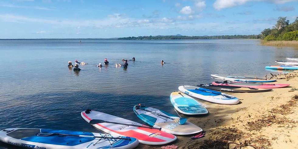 Wild Peace Everglades SUP Yoga Retreat