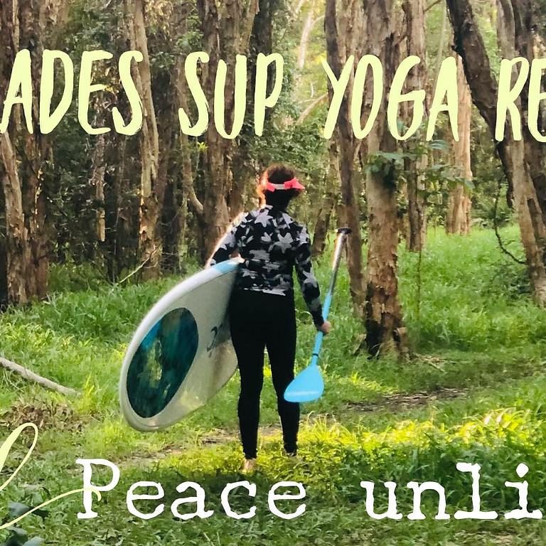 October 2021 Everglades SUP Yoga Retreat