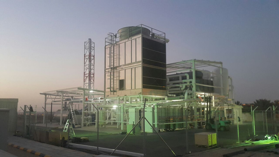 Medad Builds World's First Solar Adsorption Desalination Plant.