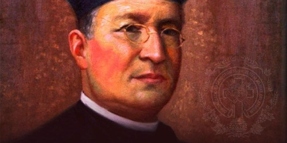 Eucaristía en Homenaje al Padre Matovelle