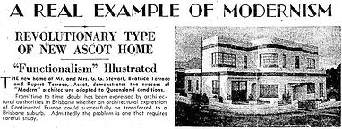 Chateau Nous | The Courier-Mail, 1938