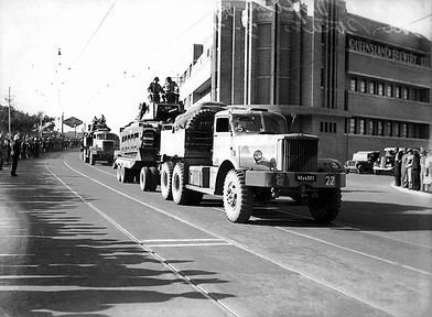 501 Ann Street   State Library of Queensland, 1942