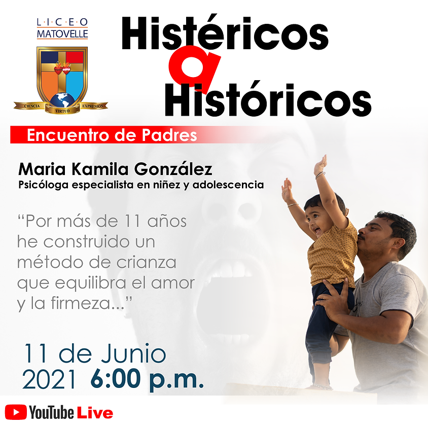 Histéricos a históricos