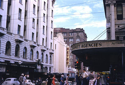 Metro Theatre | Brisbane City Council - Brisbane Images, 1958