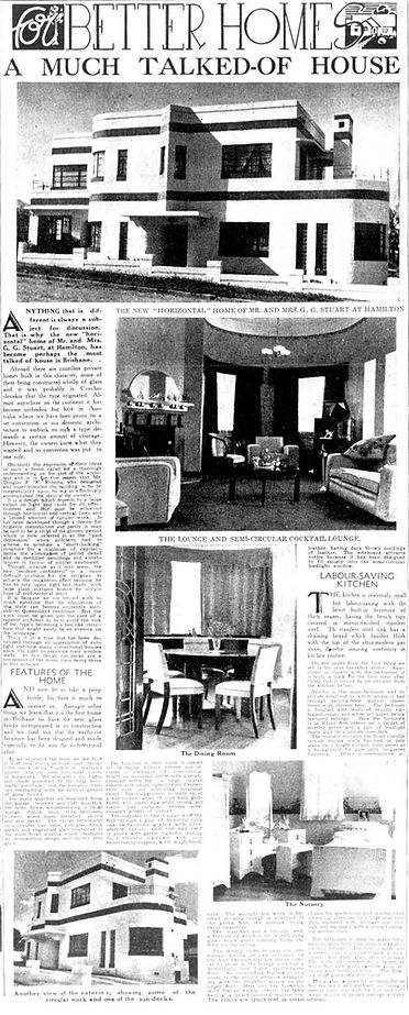 Chateau Nous | The Telegraph, 1937