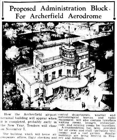 Archerfield Airport | The Courier-Mail, 1940