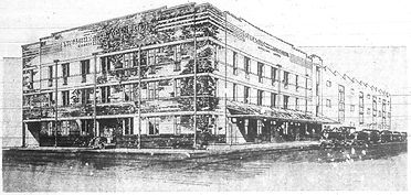 No. 4 Woolstore | The Courier-Mail, 1937