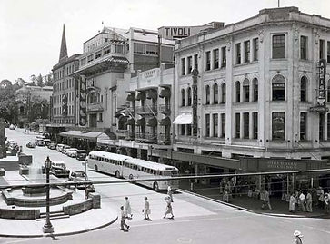 Albert Hotel | Brisbane City Council - Brisbane Images, 1953