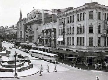 Albert Hotel | Brisbane City Council - Brisbane Images, 1953