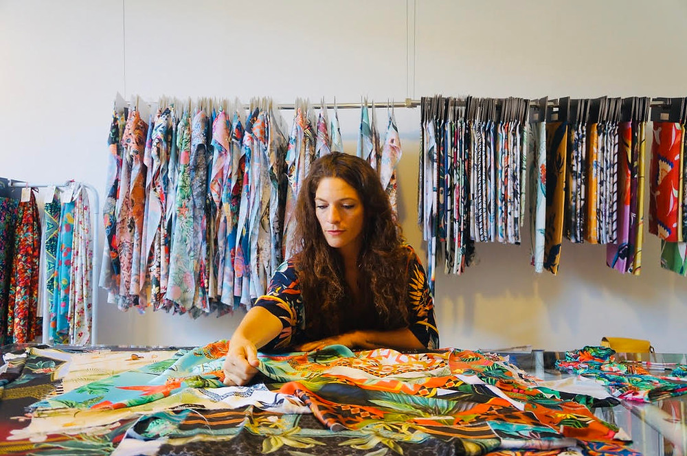 Bromelia Swimwear Founder Lauren Quinn